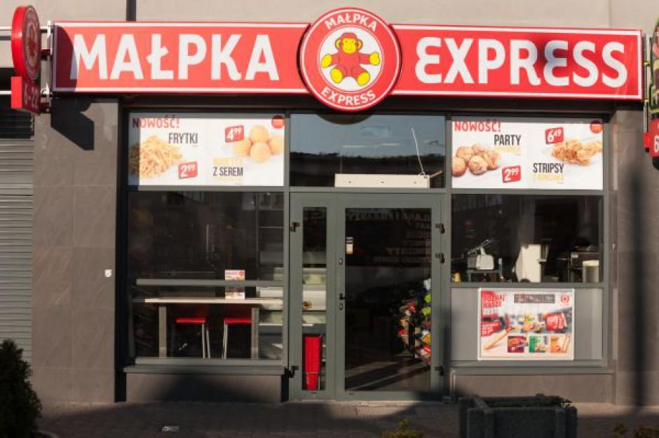 W trzy miesiące Małpka Express uruchomiła 50 placówek
