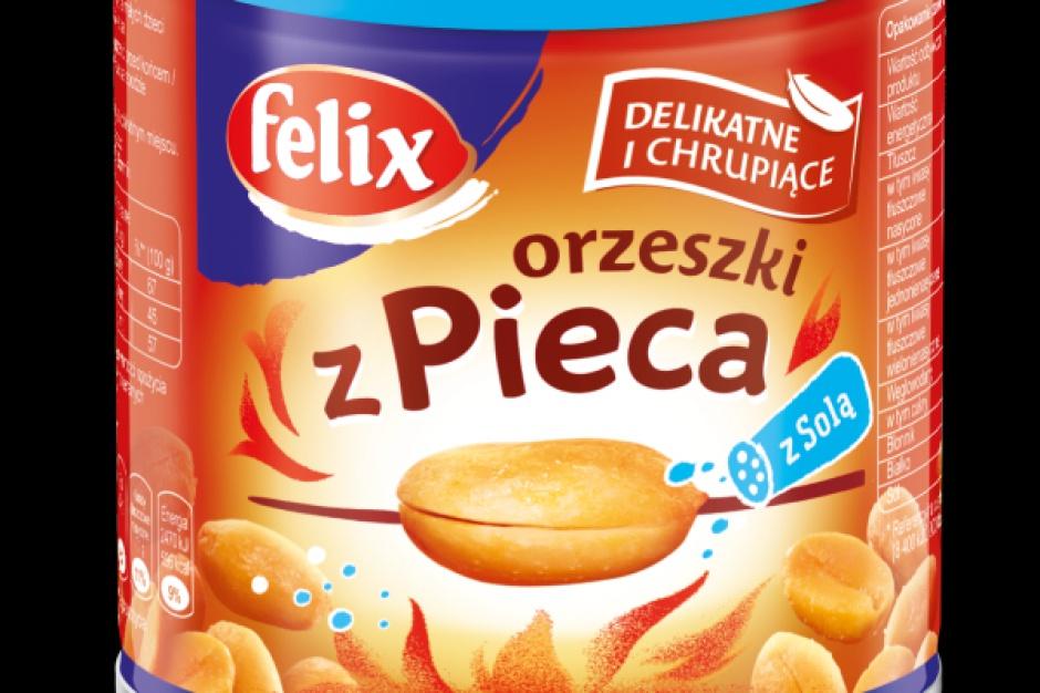 Orzeszki z pieca - nowość marki Felix