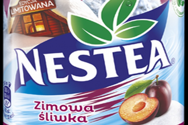 Tradycyjny smak śliwki na zimowe dni od Nestea