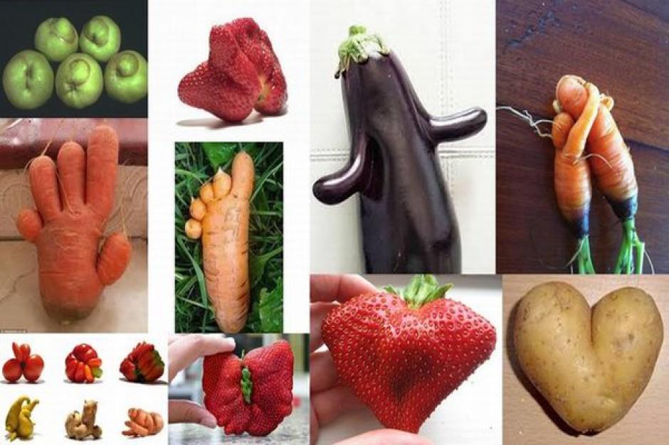 Francuzi nie marnują żywności, do sprzedaży trafiły niezwykłe warzywa i owoce