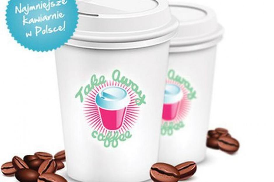 Sieć Take Away Coffee planuje otwarcie min. 20 kawiarni franczyzowych w 2015 r.