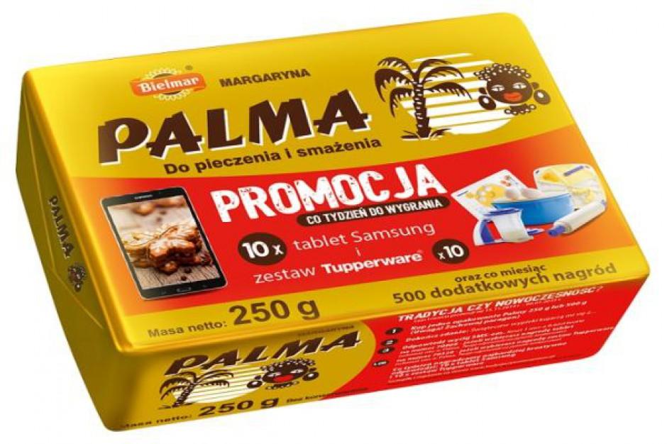 Bielmar wspiera Palmę konkursem