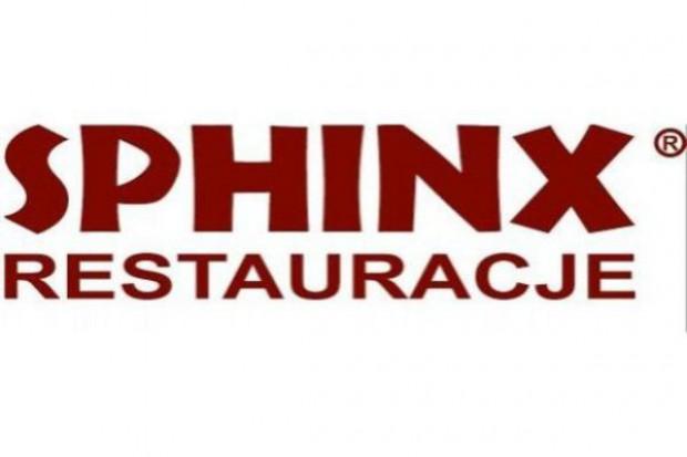 Sfinks z 5 nowymi restauracjami i wzrostem zysku