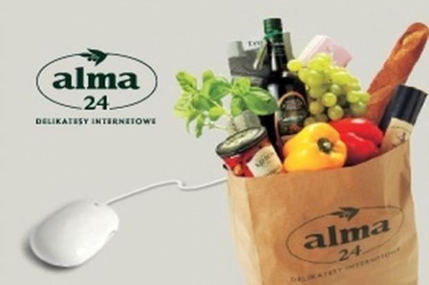 24,2 mln zł straty Almy Market