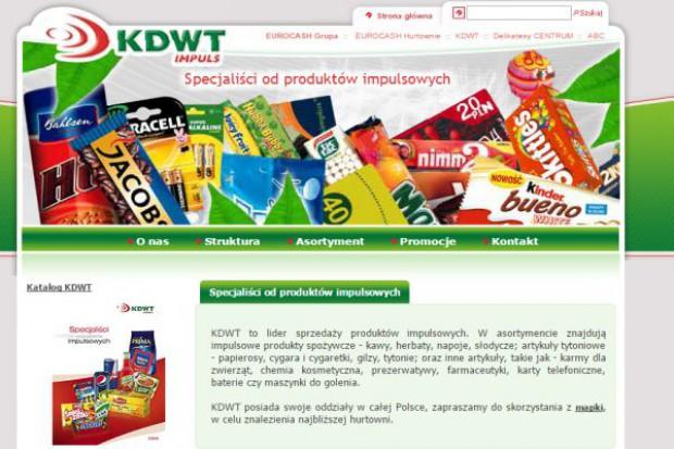 Grupa Eurocash sfinalizowała połączenie KDWT z firmą Kolportera Service FMCG