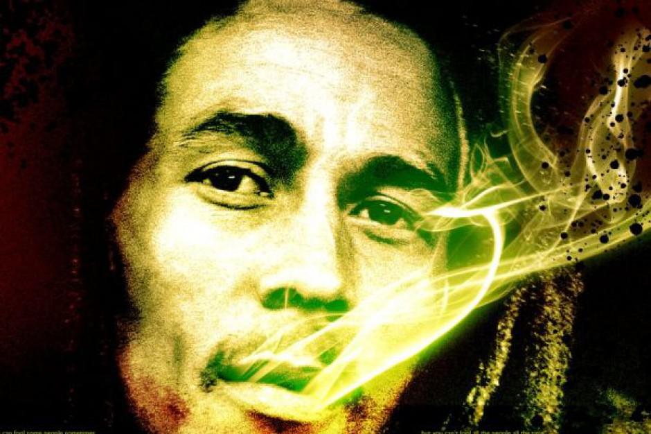 Bob Marley twarzą marki własnej marihuany