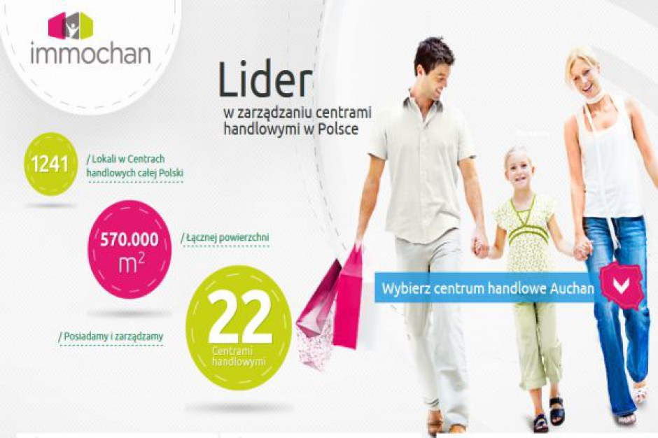 318 mln euro zysku Immochan