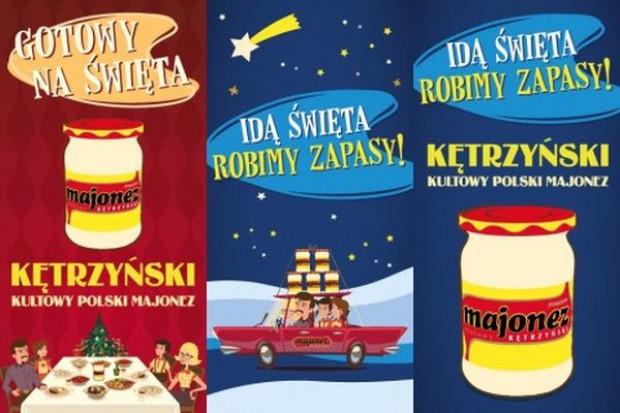 Świąteczna kampania Majonezu Kętrzyńskiego