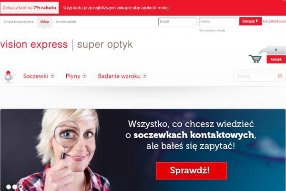 SOKiK podtrzymuje decyzję prezesa UOKiK - Vision Express zapłaci ponad 360 tys. zł kary