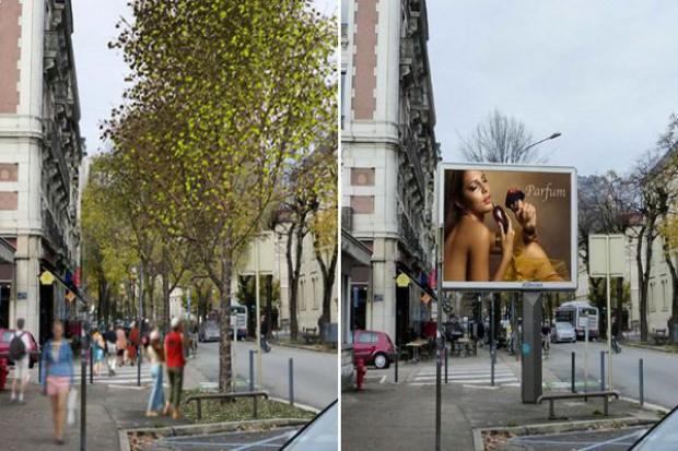 Grenoble pozbędzie się przyulicznych reklam