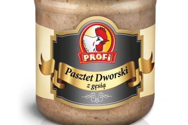 Pasztet Dworski z gęsią – nowość firmy Profi