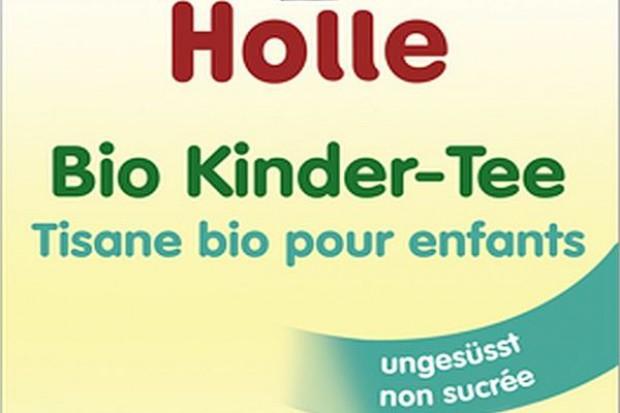 Ekologiczna Herbatka dla niemowląt BIO marki Holle