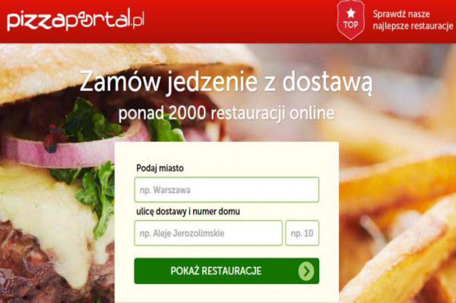 Pizzaportal.pl przejmuje konkurencyjny foodpanda.pl
