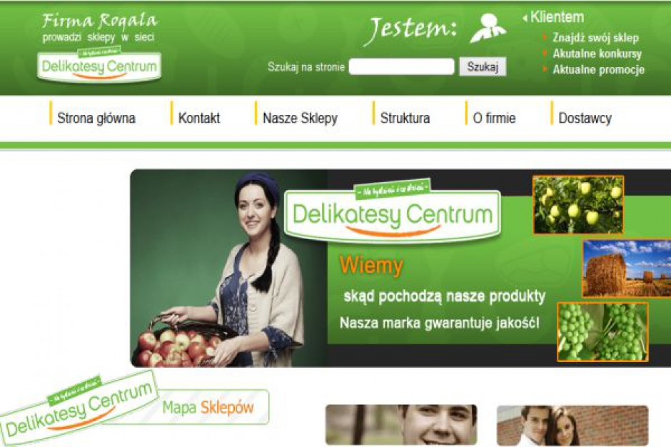 Eurocash ze zgodą UOKiK na przejęcie udziałów firmy prowadzącej Delikatesy Centrum