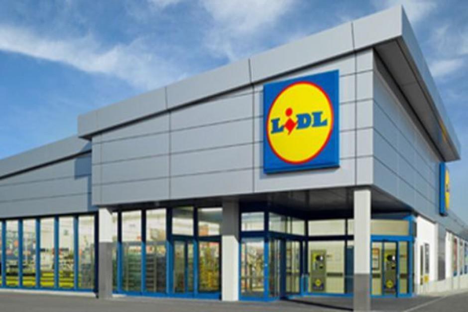 Końcówka grudnia pracowita dla Lidla. Otwiera cztery sklepy jednego dnia