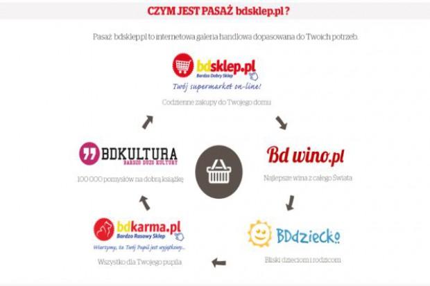 Platforma bdsklep.pl uruchomi sklepy z kolejnymi grupa asortymentowymi