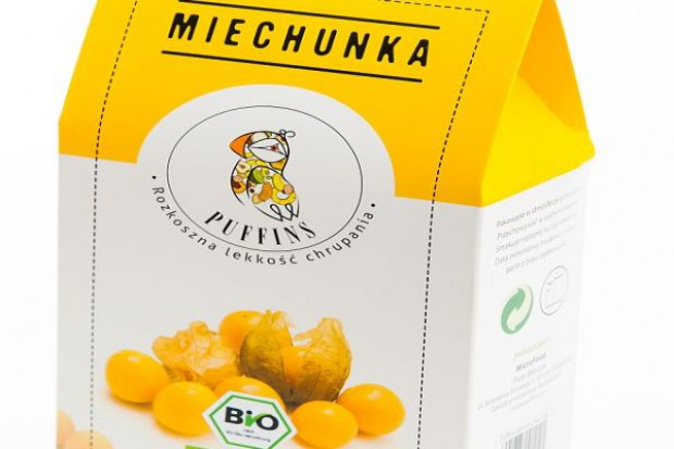 Ekologiczna Miechunka marki Puffins