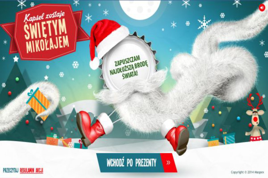 Zintegrowana akcja świąteczna marki Tymbark