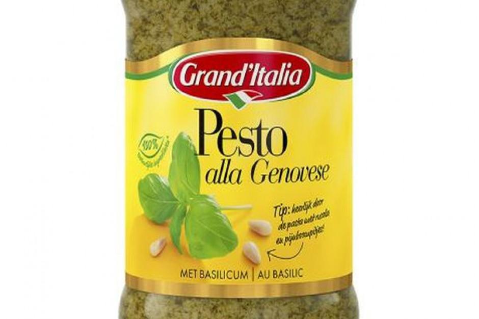 Pesto alla Genovese marki Grand'Italia