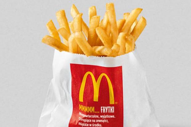 McDonald's racjonuje frytki w Japonii