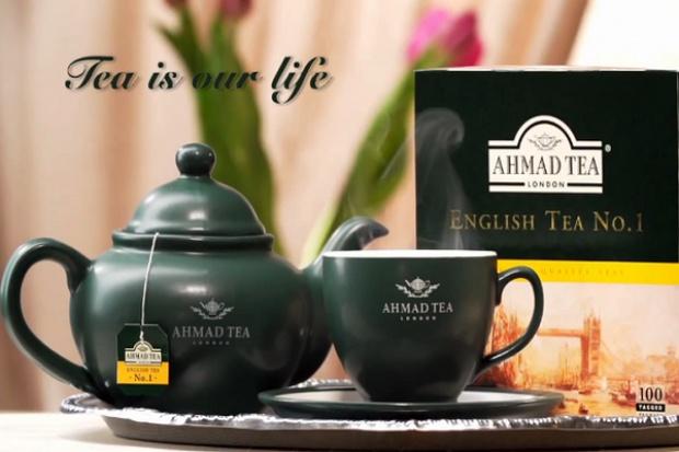 Wizerunkowa kampania reklamowa herbaty Ahmad Tea London