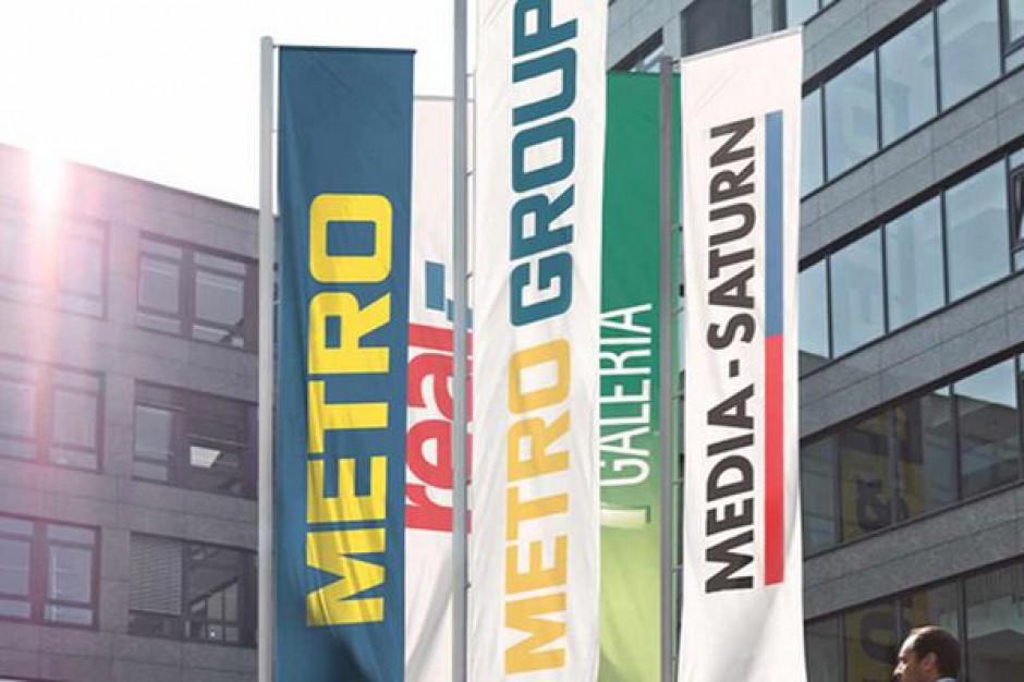 Metro Group zmniejszy zadłużenie o 736 mln euro