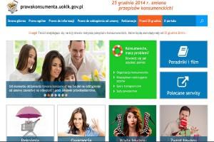 Rusza kampania UOKiK informująca o nowych prawach konsumenta