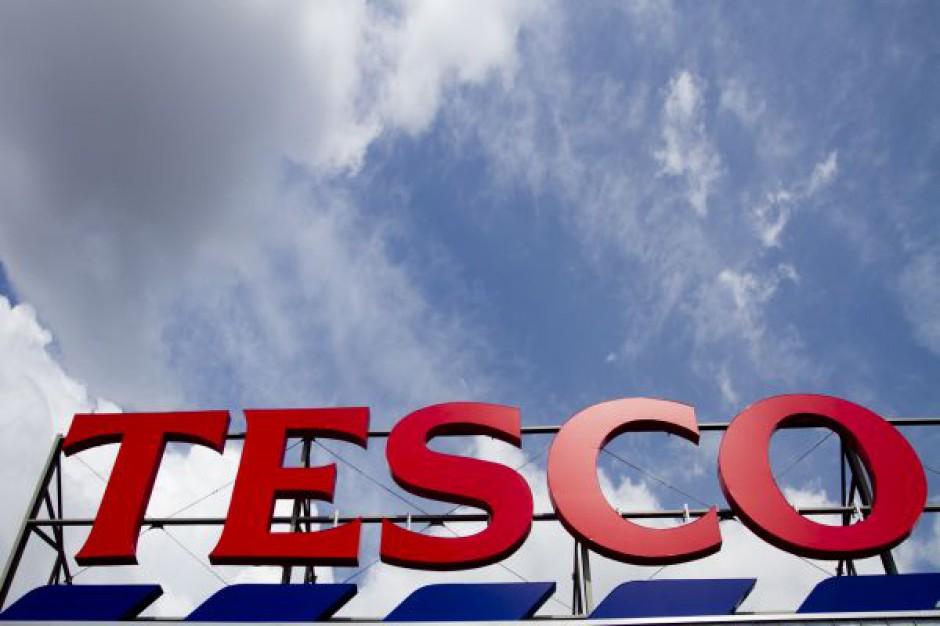 2-proc. spadek sprzedaży Tesco w Polsce. Nie pomógł nawet okres świąteczny