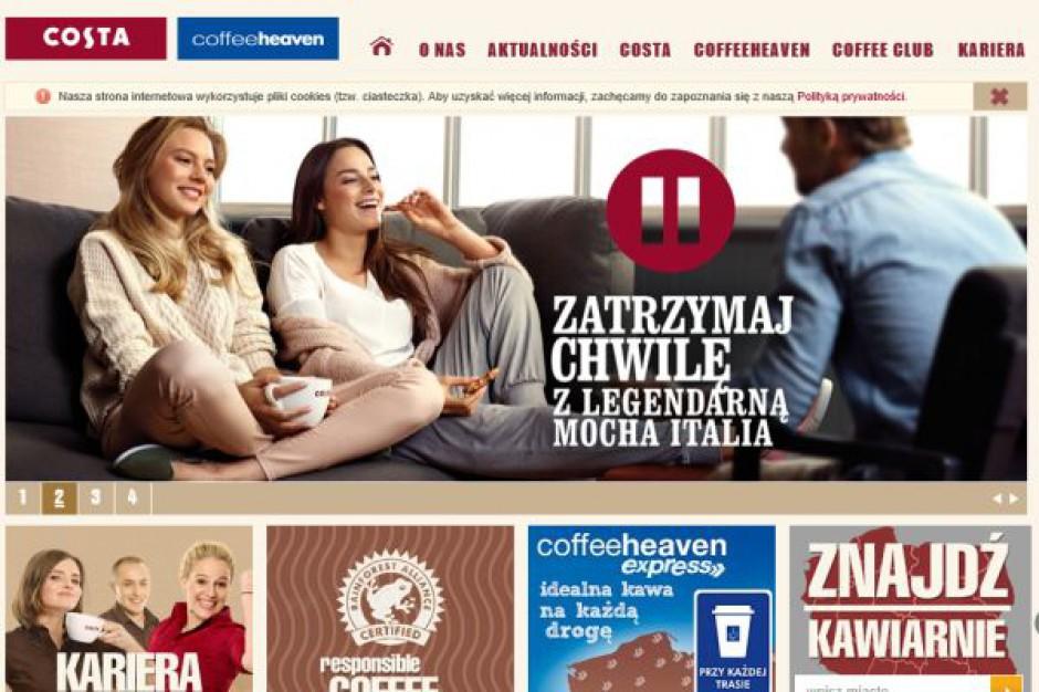Costa Coffee chce zaskoczyć rynek