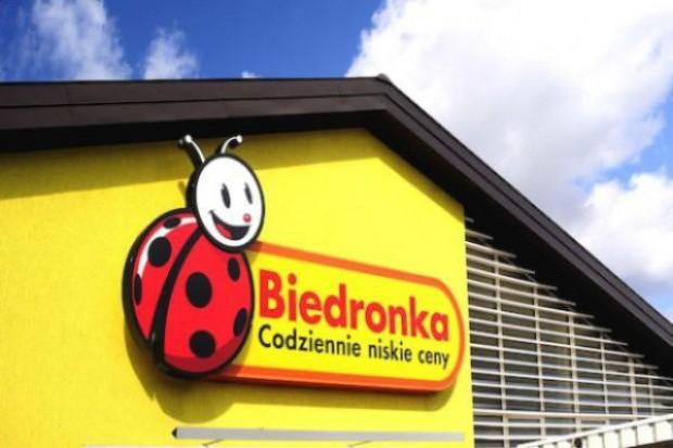 Biedronka ze sprzedażą w wysokości 8,4 mld euro