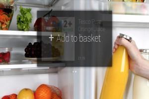Google Glass pomogą klientom Tesco w zakupach