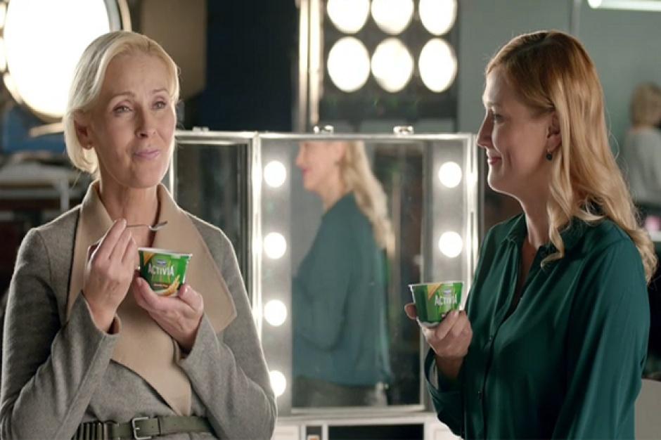 Danone wspiera sprzedaż nowej wersji jogurtów Activia