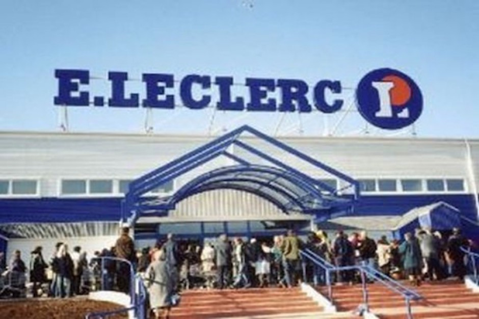 Spadek obrotów E.Leclerc w Polsce