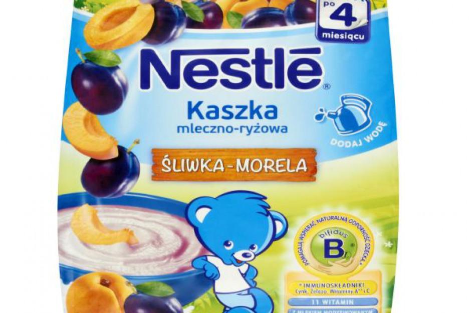 Kaszki Nestle w trzech dodatkowych smakach