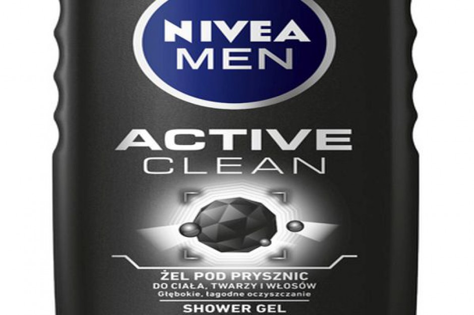 Nivea Men Active Clean - nowość w ofercie marki