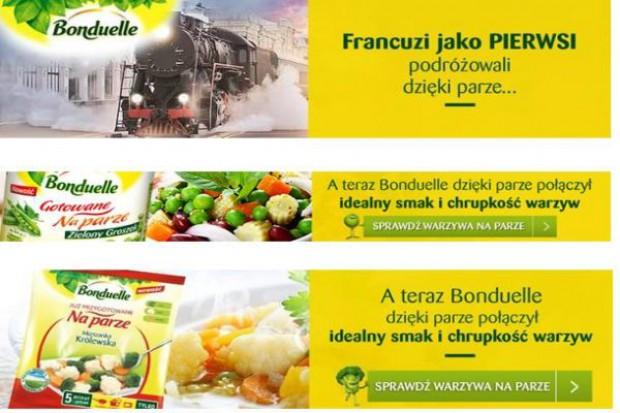 Kolejna kampania wspierająca sprzedaż warzyw Bonduelle