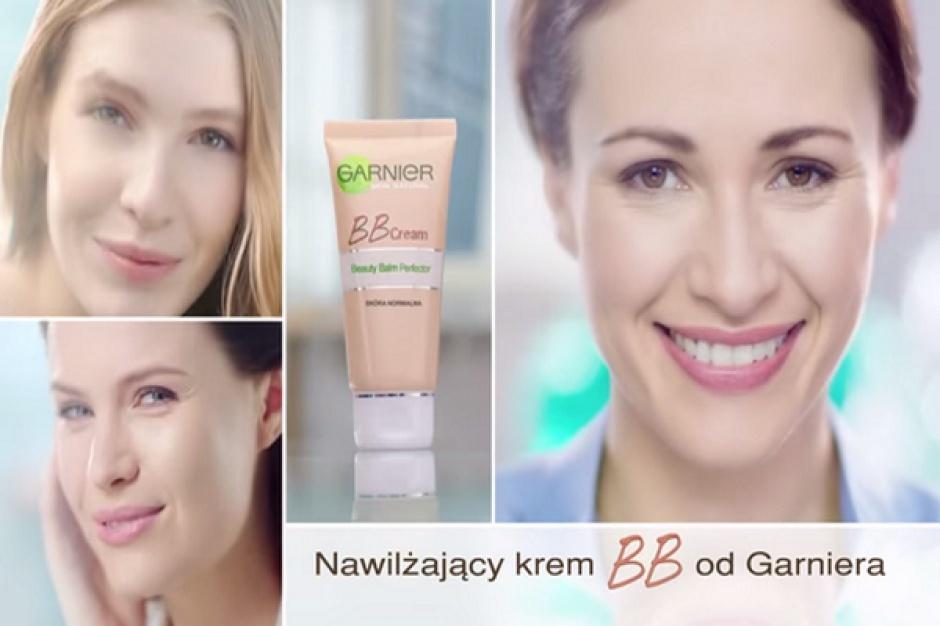 Krem BB marki Garnier z reklamowym wsparciem