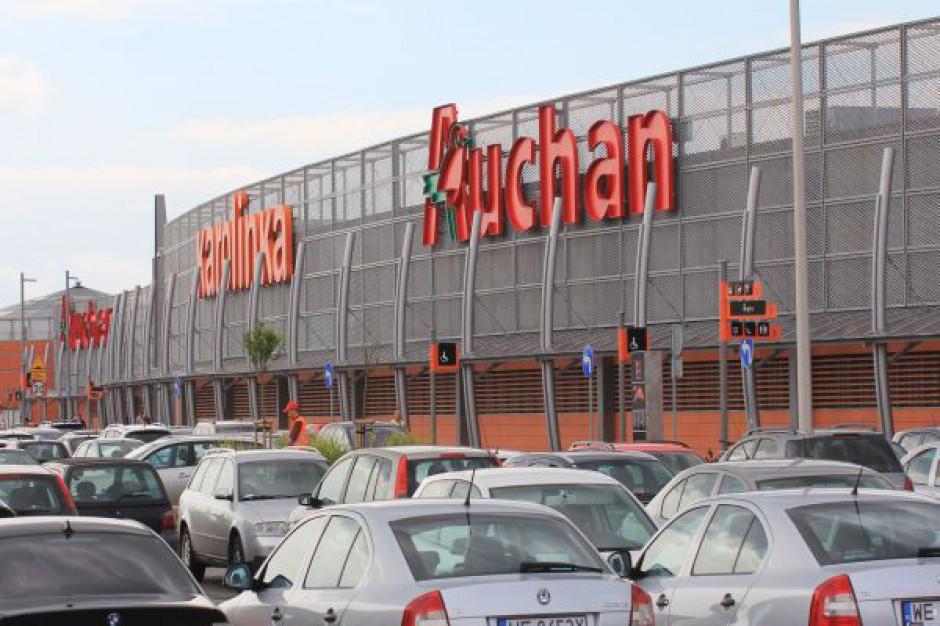 Auchan przejmuje zarządcę swoich centrów handlowych