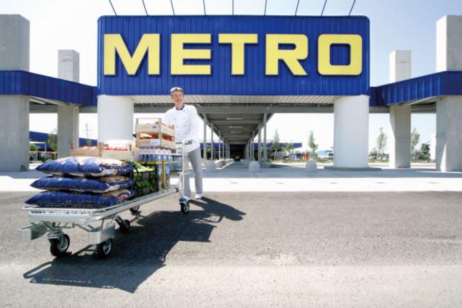 Metro Group zmniejsza zadłużenie o 0,9 mld euro
