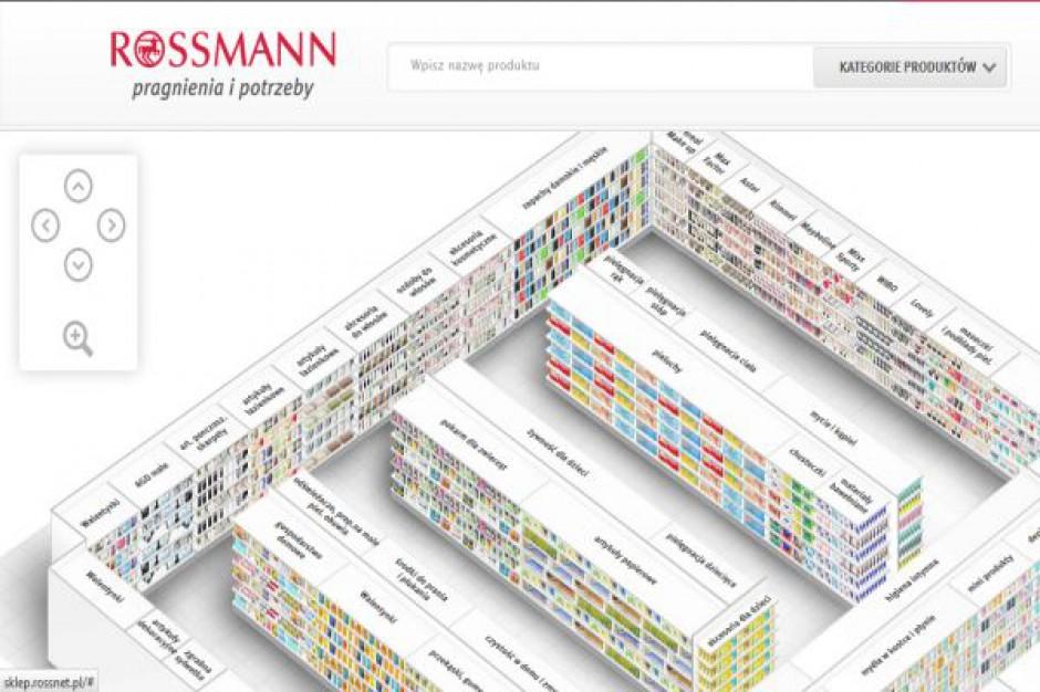 E-sklep Rossmanna dostępny w całej Polsce. Zakupy można odebrać m.in. na stacjach Orlen