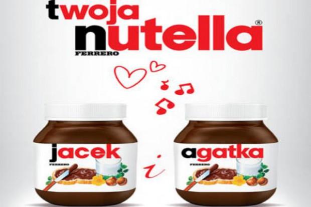 Teraz Nutella może mieć Twoje imię - rusza cross-mediowa promocja marki