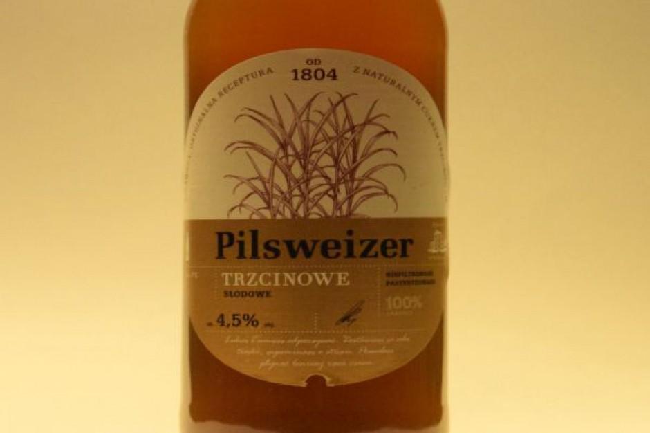 Pilsweizer wprowadza na rynek piwo trzcinowe