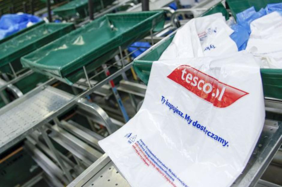 Tesco apeluje do dostawców o obniżki cen