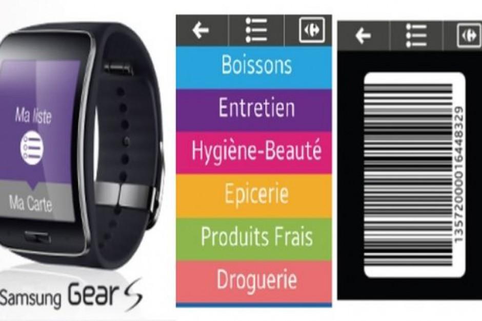 Carrefour testuje urządzenia typu smartwatch przy dokonywaniu zakupów