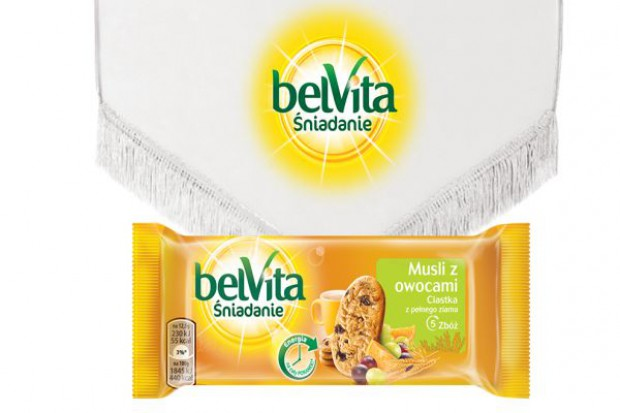 belVita rozpoczyna kampanię reklamową