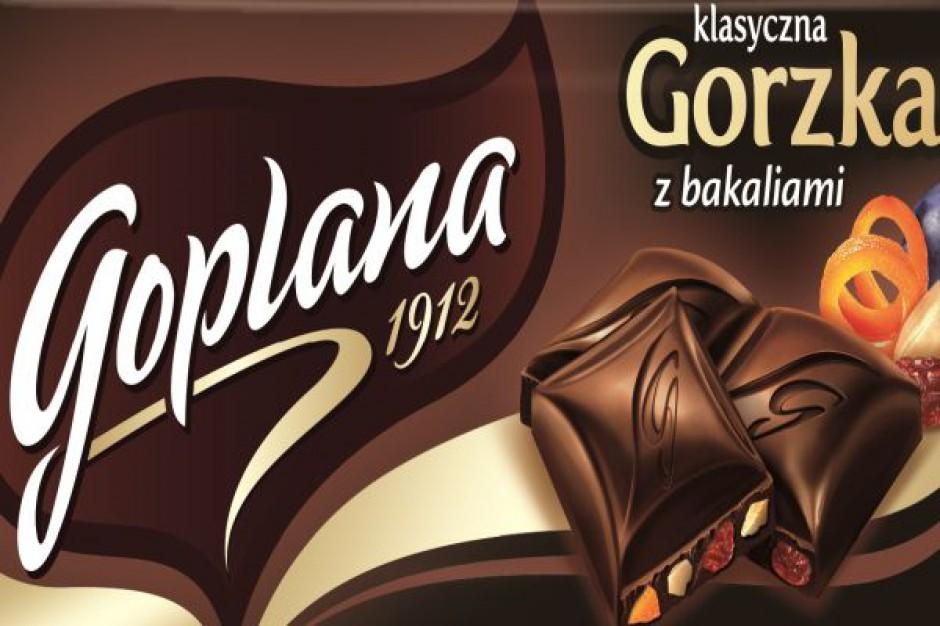 Czekolady marki Goplana dostępne w nowej odsłonie