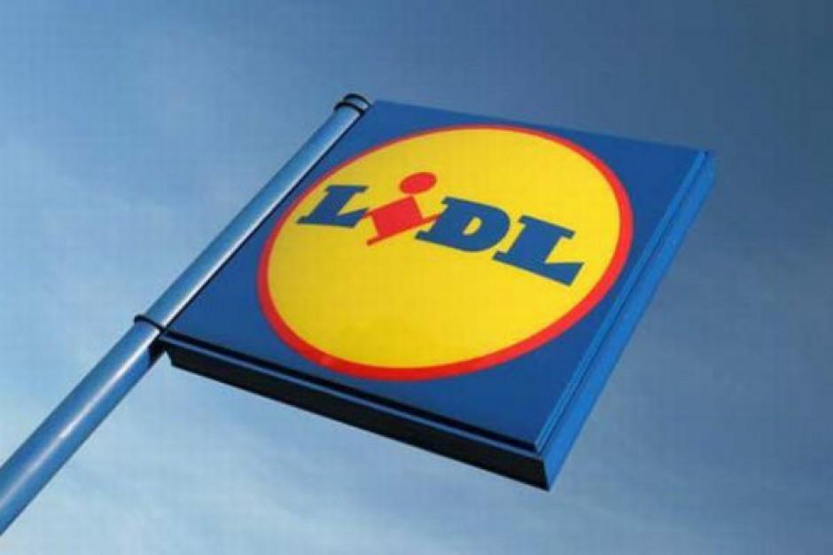 Lidl operuje na największych powierzchniach handlowych wśród dyskontów