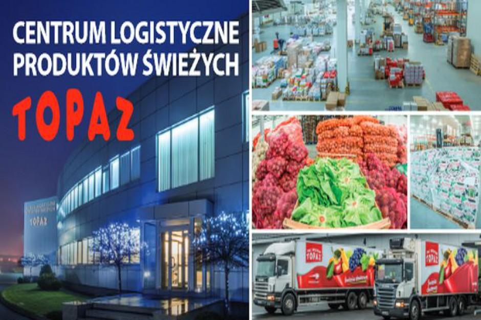 Topaz wybuduje nowe centrum logistyczne produktów świeżych