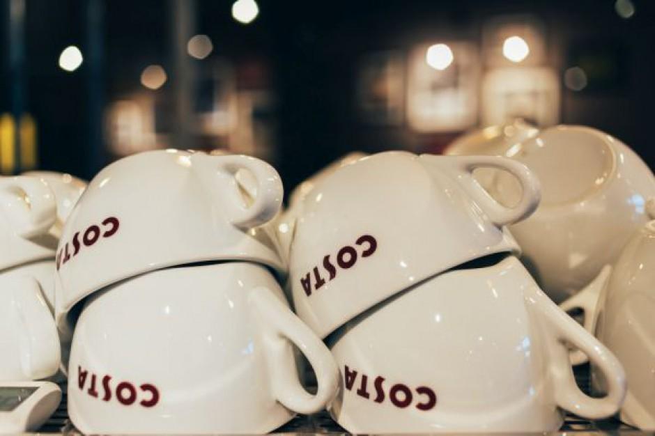 Costa Coffee na koniec 2015 będzie miała 115 kawiarni