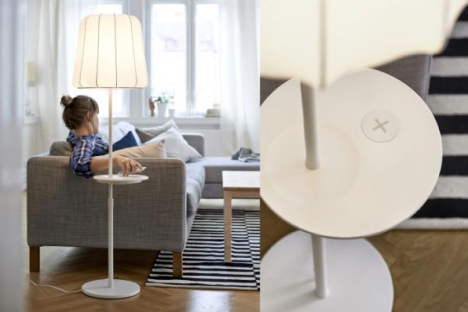 IKEA wprowadza meble i akcesoria do ładowania bezprzewodowego urządzeń mobilnych